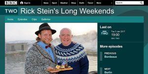 Rick Stein BBC2 Long Weekends Reykjavík – Magical Iceland
