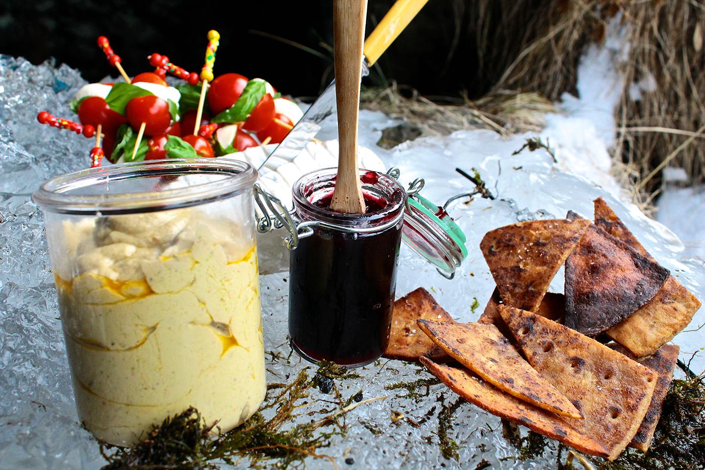 Home made feast – Gourmet Golden Circle, Magical Iceland