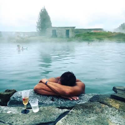 Peace found in the Secret Lagoon – Gourmet Golden Circle, Magical Iceland