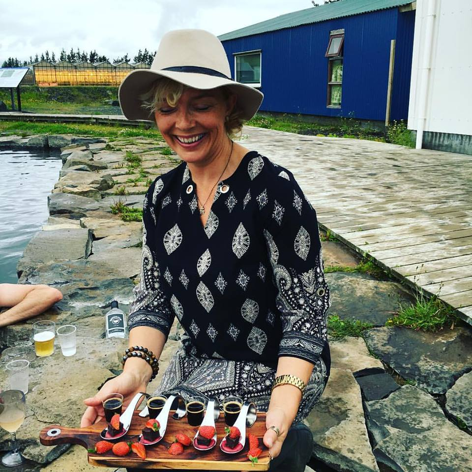 Hebba brings out the best food – Gourmet Golden Circle, Magical Iceland
